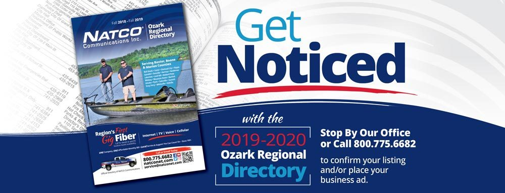 Get Noticed with the 2019-2020 Directory