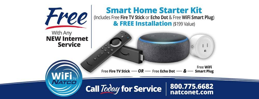 Smarthome Promotion Graphic