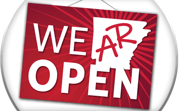 We AR Open Logo