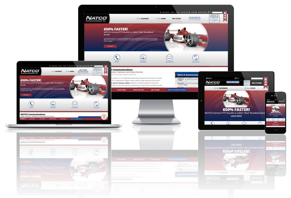 New NATCO Website