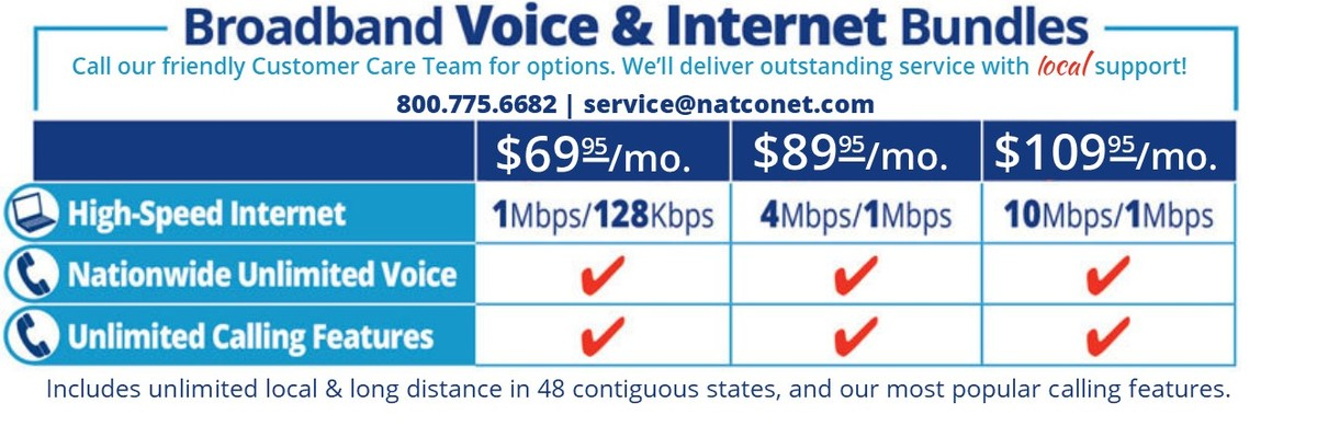 Broadband Bundles