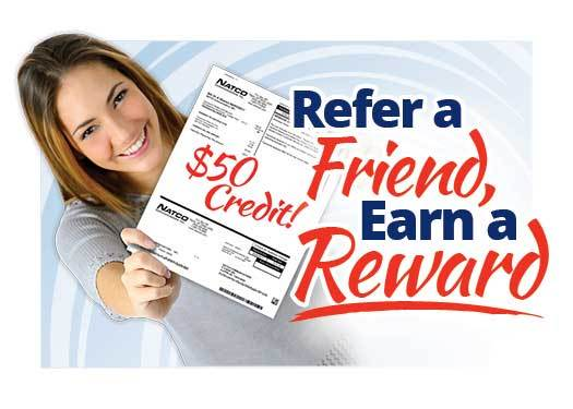 Refer a Friend, Earn a Reward