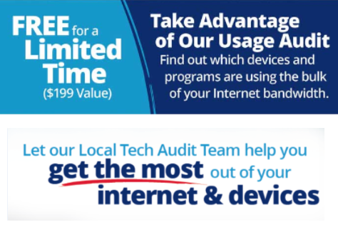 Take advantage of NATCOs Internet Usage Audit